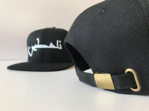 Image of Palestine Snapback Caps with 3D Embroidery