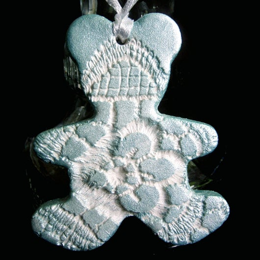 Image of Teddy Ornament