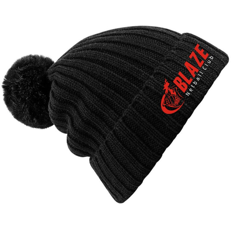 Image of Ribbed Bobble Hats
