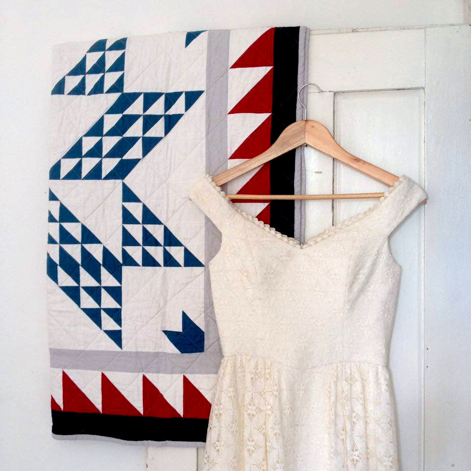 Image of Wedding Quilt