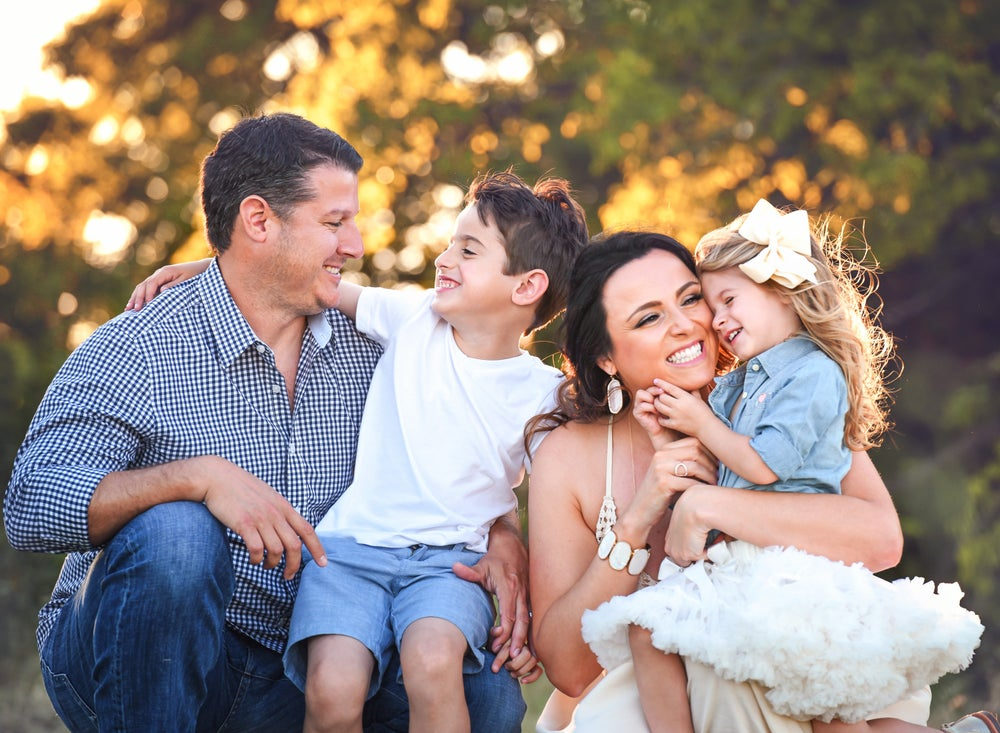 Image of Children and Family Sessions