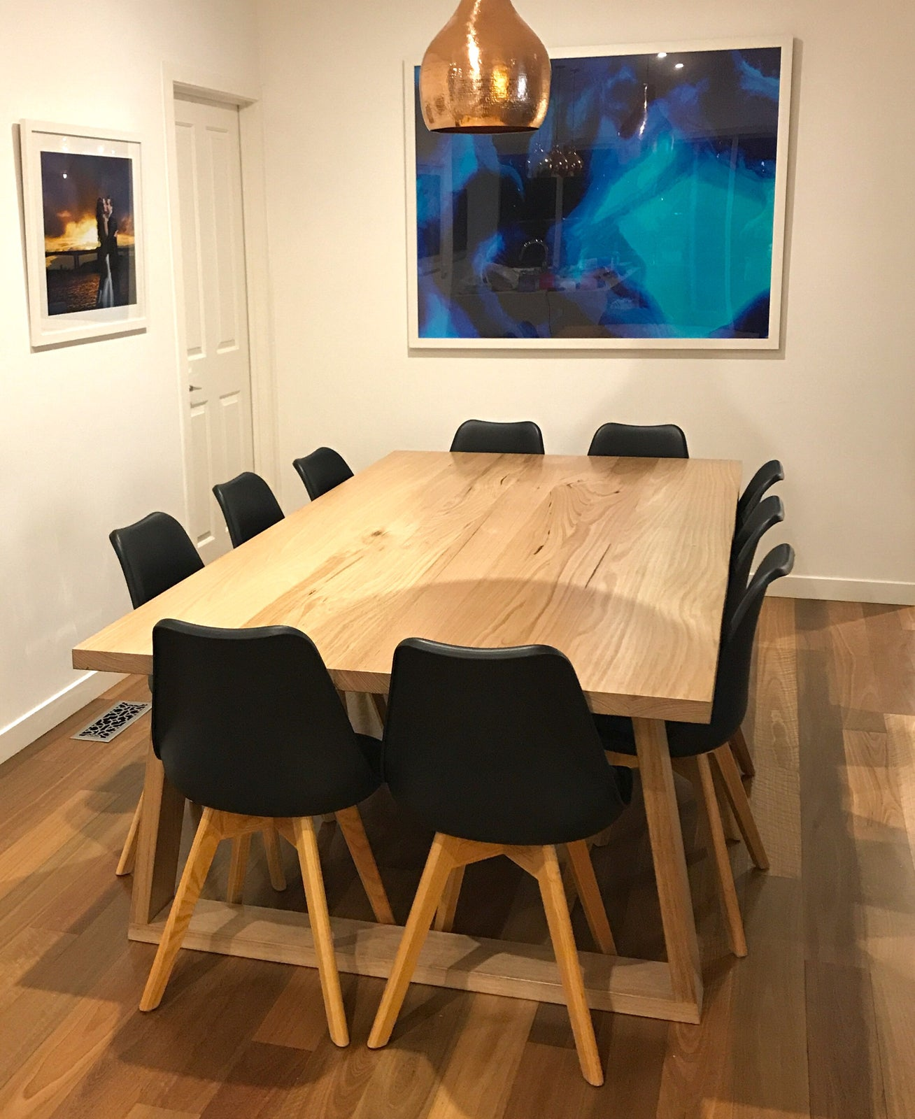 Image of Joined Top Dining Table