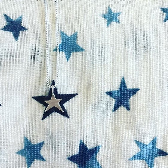 Image of star necklace