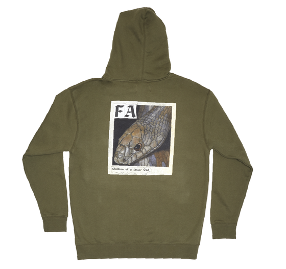Image of FA LESSER HOODIE