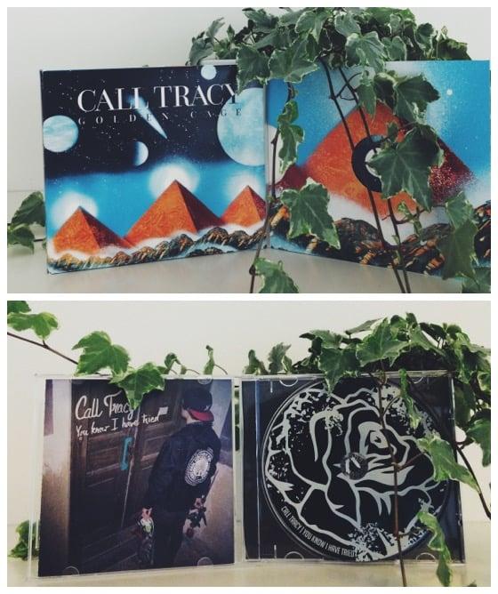 Image of CD's