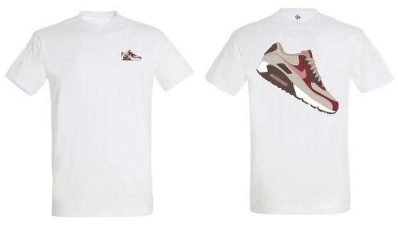 Image of Tee Shirt Air Max 90 Bacon