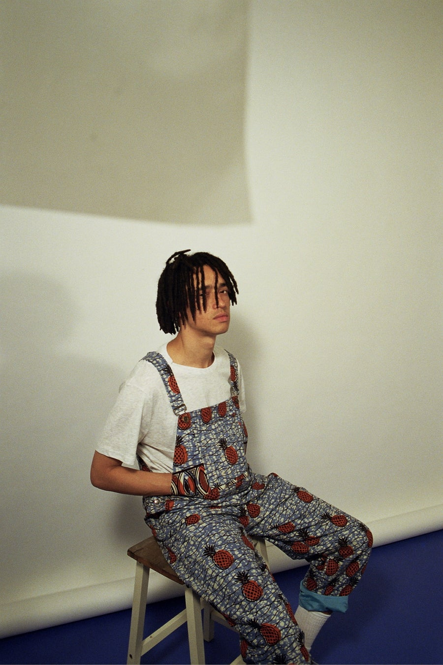 Image of Afropineapple Dungarees