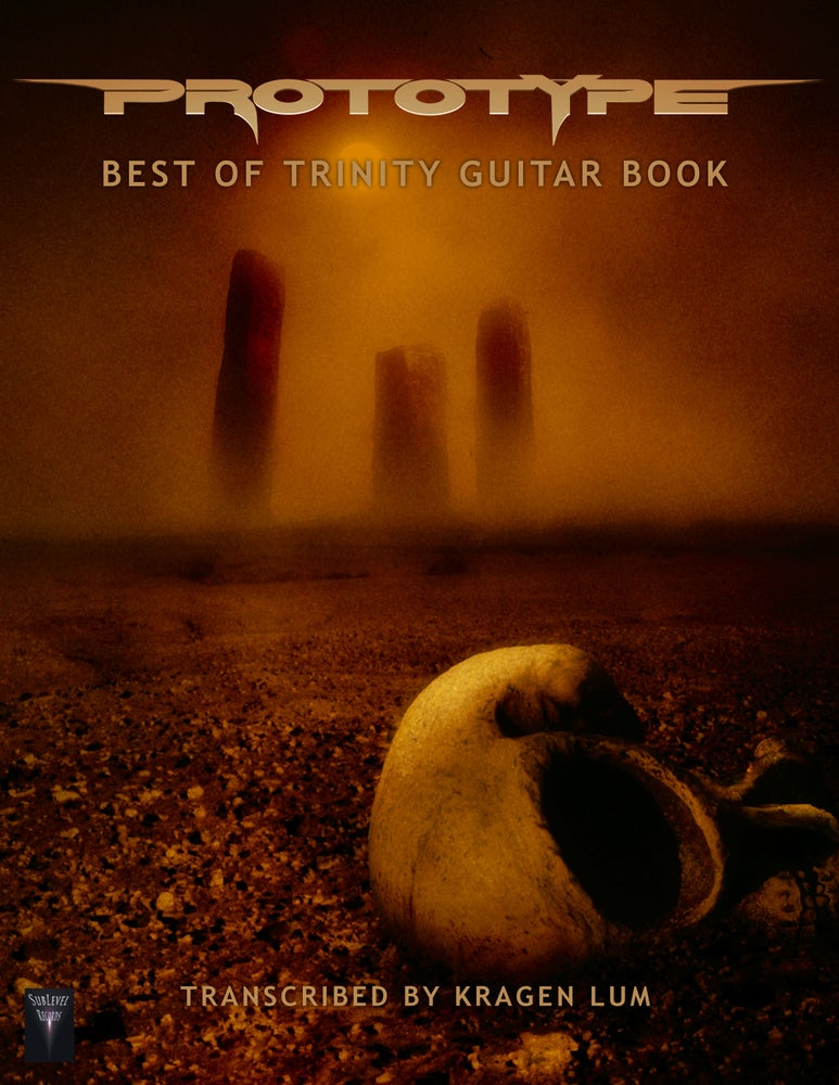 Image of Prototype - Best Of Trinity Guitar Book (eBook)