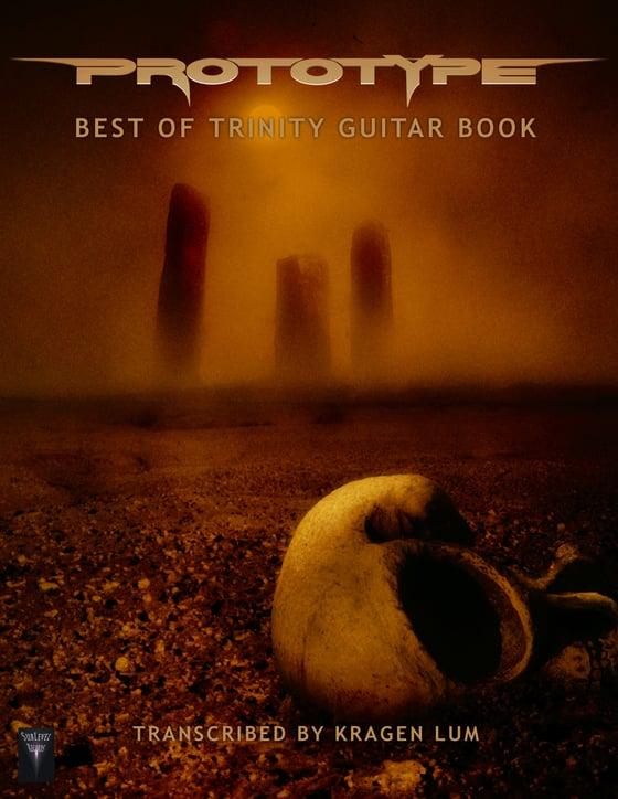 Image of Prototype - Best Of Trinity Guitar Book (eBook)