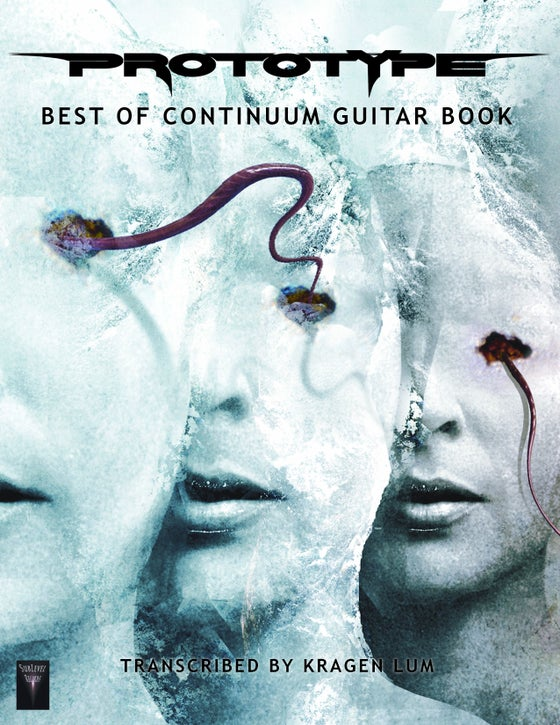 Image of Prototype - Best Of Continuum Guitar Book (eBook)