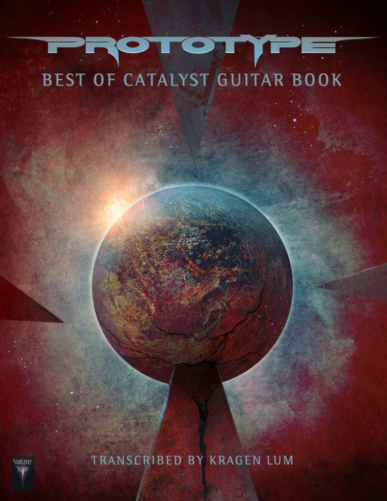 Image of Prototype - Best of Catalyst Guitar Book (eBook)