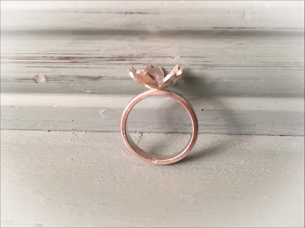 Image of Cherry Blossom Ring