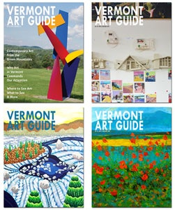 Image of Vermont Art Guide Year One Collectors Pack
