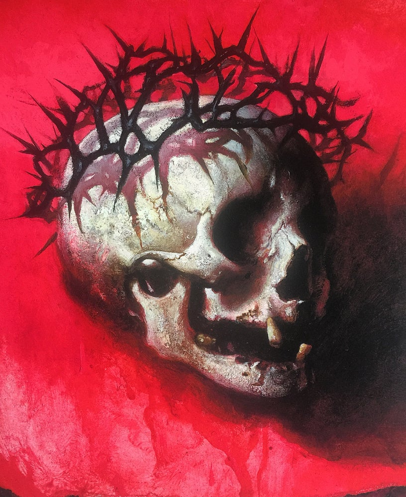 """Image of 'LAMB OF GOD' - 19 x 16.5"""" - Deluxe Limited Edition Museum Archival Print"""