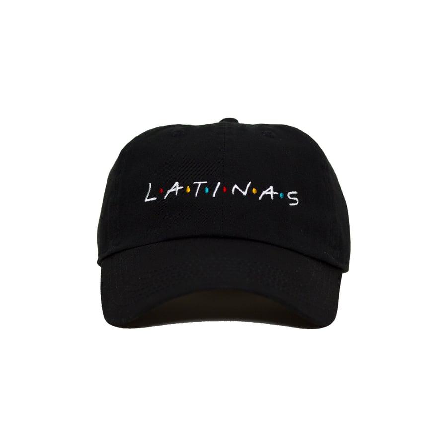 """Image of """"LATINAS"""" baseball cap"""