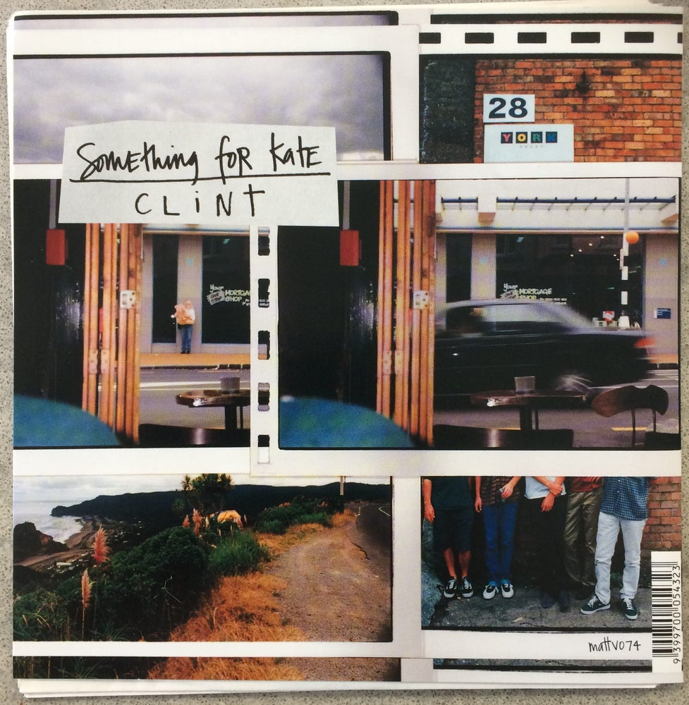 "Image of Something for Kate/Jebediah -' Clint/Harpoon' 2 x7"" vinyl single"