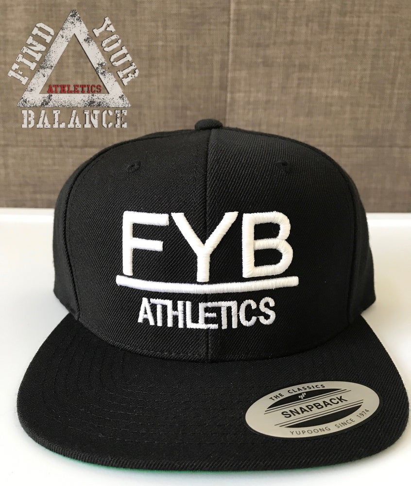 Image of FYB 2.0 SNAPBACK (BLACK)