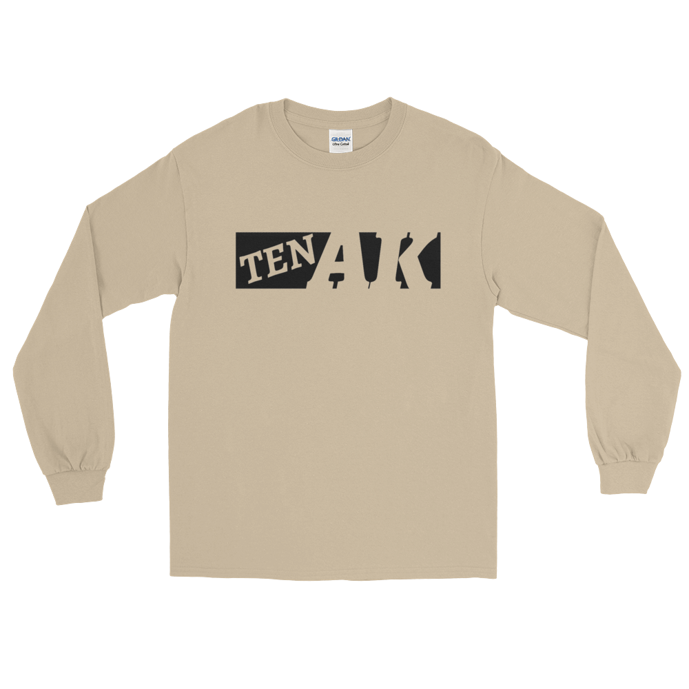 Image of NEW!! Long Sleeve Ten AK Logo