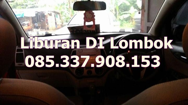 Image of Lokasi Sewa Mobil Murah 24 Jam Di Lombok