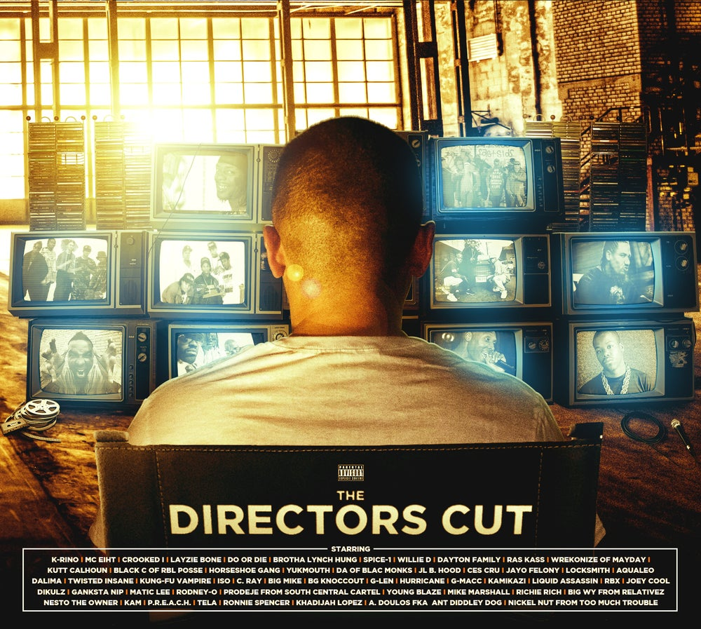 Image of The Directors Cut (Hard Copy)