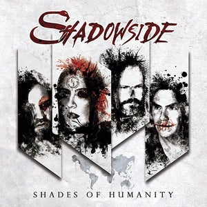 Image of SHADES OF HUMANITY CD