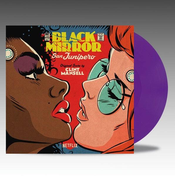 Image of Black Mirror: San Junipero (Original Score) 'Purple Vinyl' - Clint Mansell