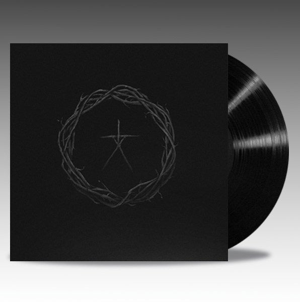 Image of Blair Witch (Original Motion Picture Soundtrack) 'Black As Night Vinyl' - Adam Wingard