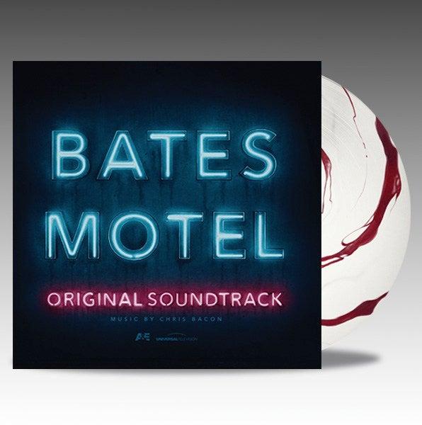 Image of Bates Motel (Original Soundtrack) 'Collectors Edition Vinyl' - Chris Bacon