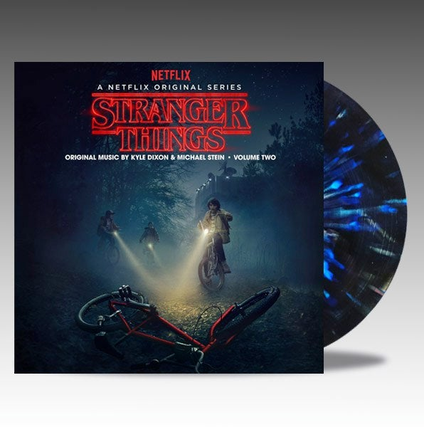 Image of Stranger Things Volume Two 'Collectors Edition' Vinyl - Kyle Dixon & Michael Stein