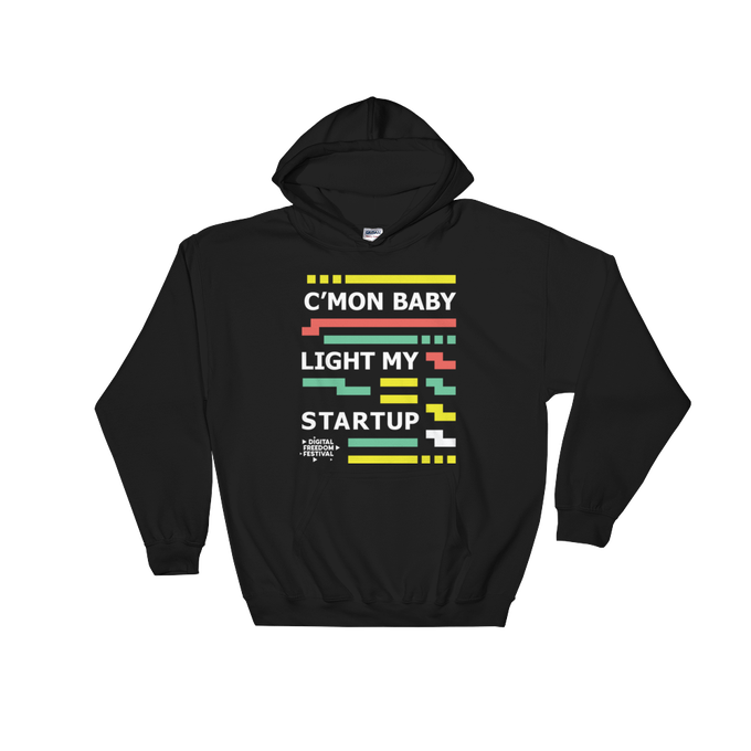 Image of C'MON BABY LIGHT MY STARTUP