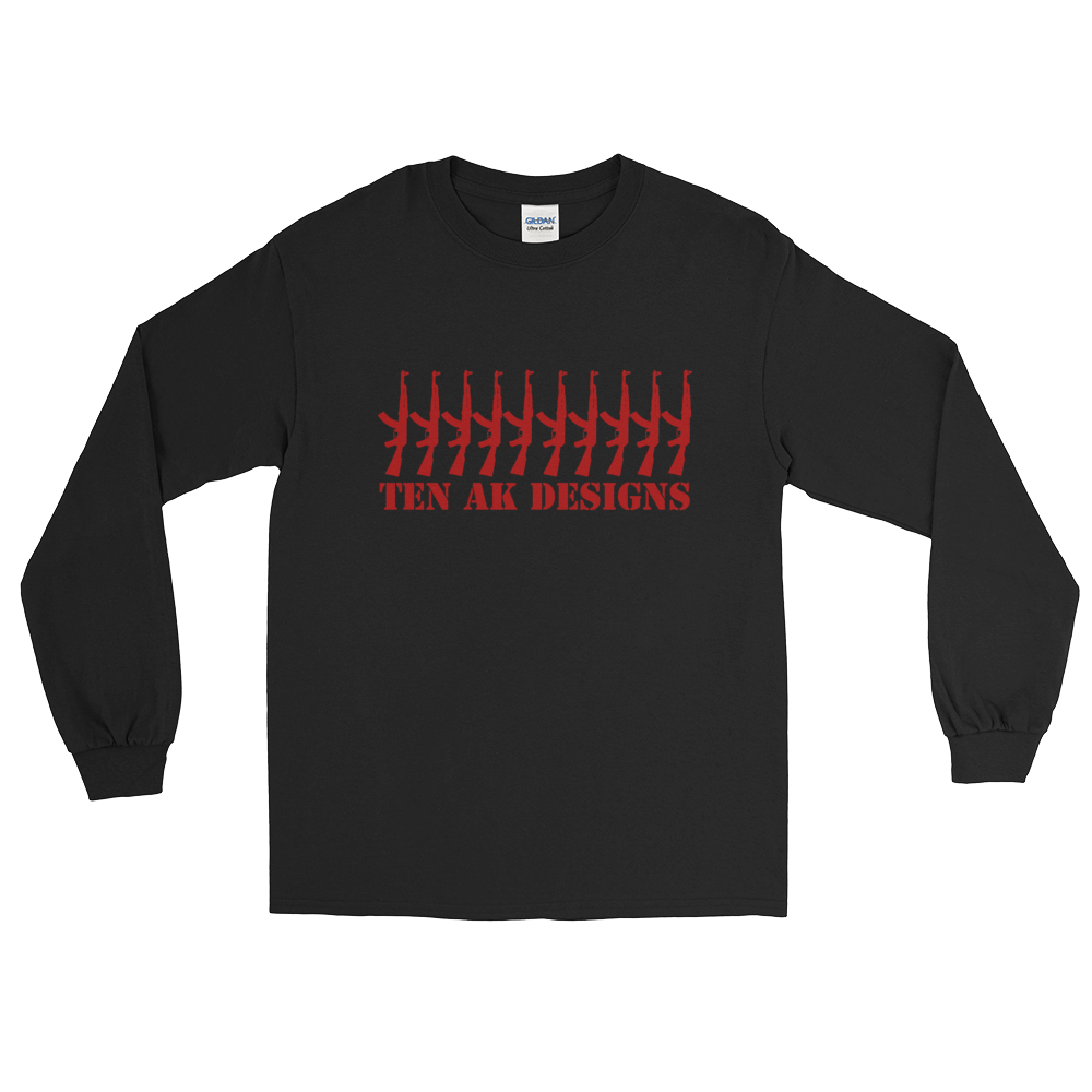 Image of Line Up Long Sleeve