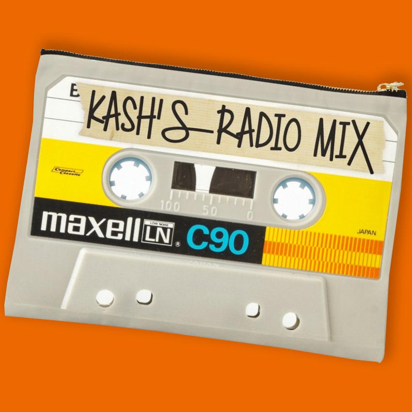 Image of Custom Mixtape Clutch (Fall Edition)