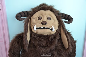 Image of LUDO - LABYRINTH. Plush toy.