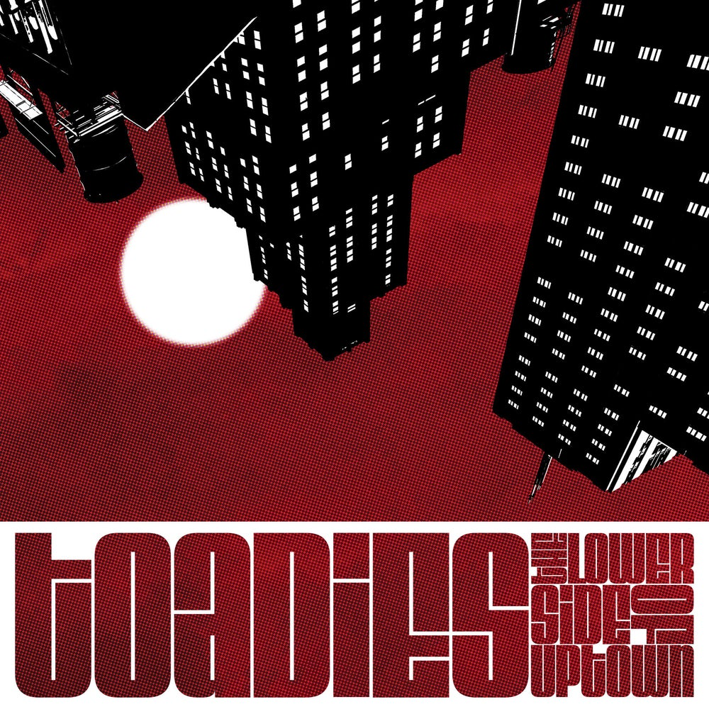 Toadies : The Lower Side of Uptown (ltd edition red gatefold)