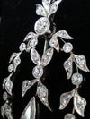 EDWARDIAN PLATINUM DIAMOND LAVALIERE 2.30CT. STUNNING. ORIGINAL