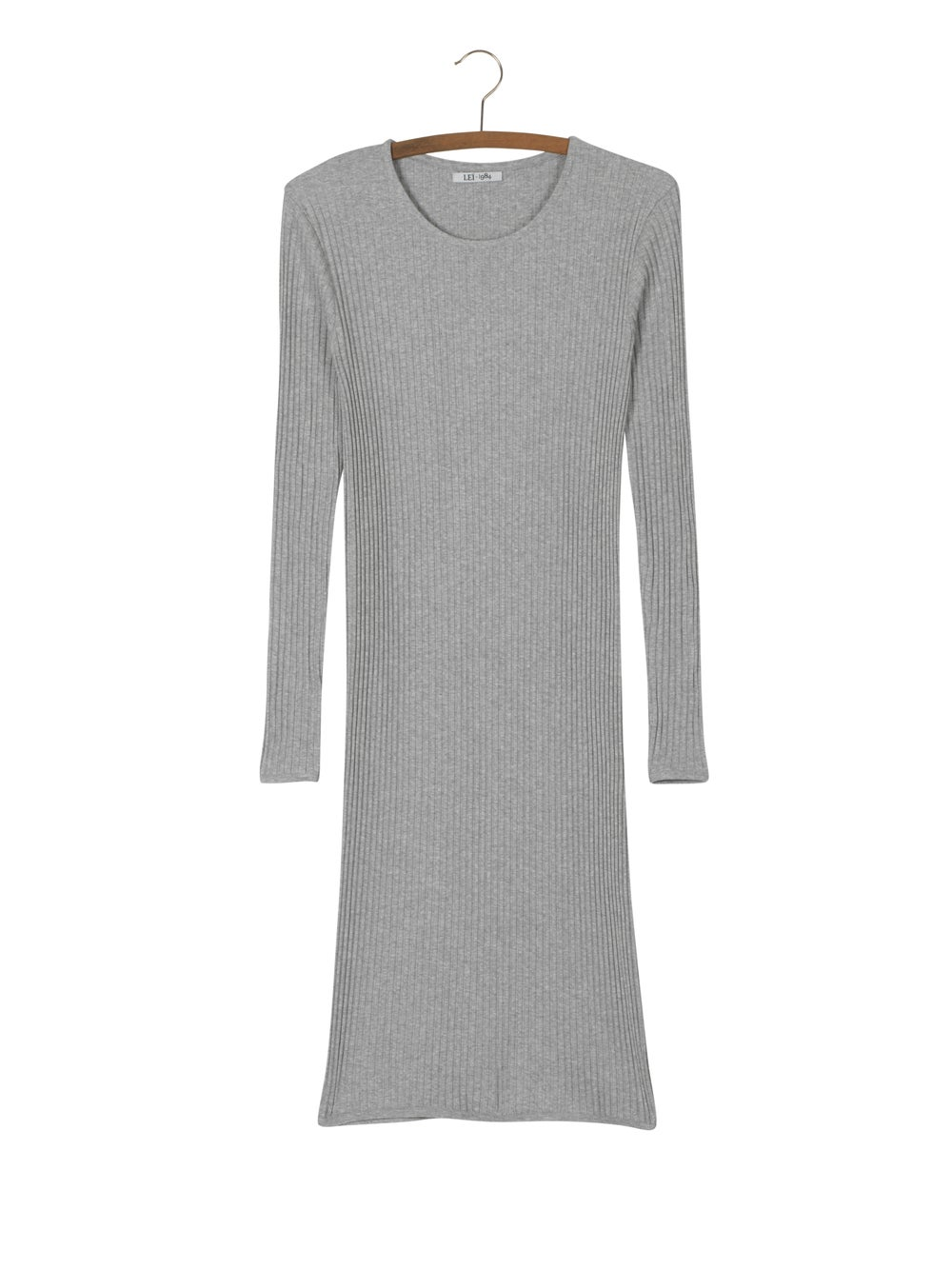Image of Robe tube côtes TAMARA 69€ -50%