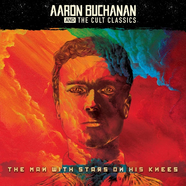Image of The Man With Stars On His Knees - Album