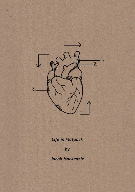 Image of Jacob Mackenzie - Life In Flatpack - Paperback