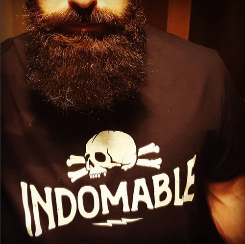 Image of Indomable classic tee