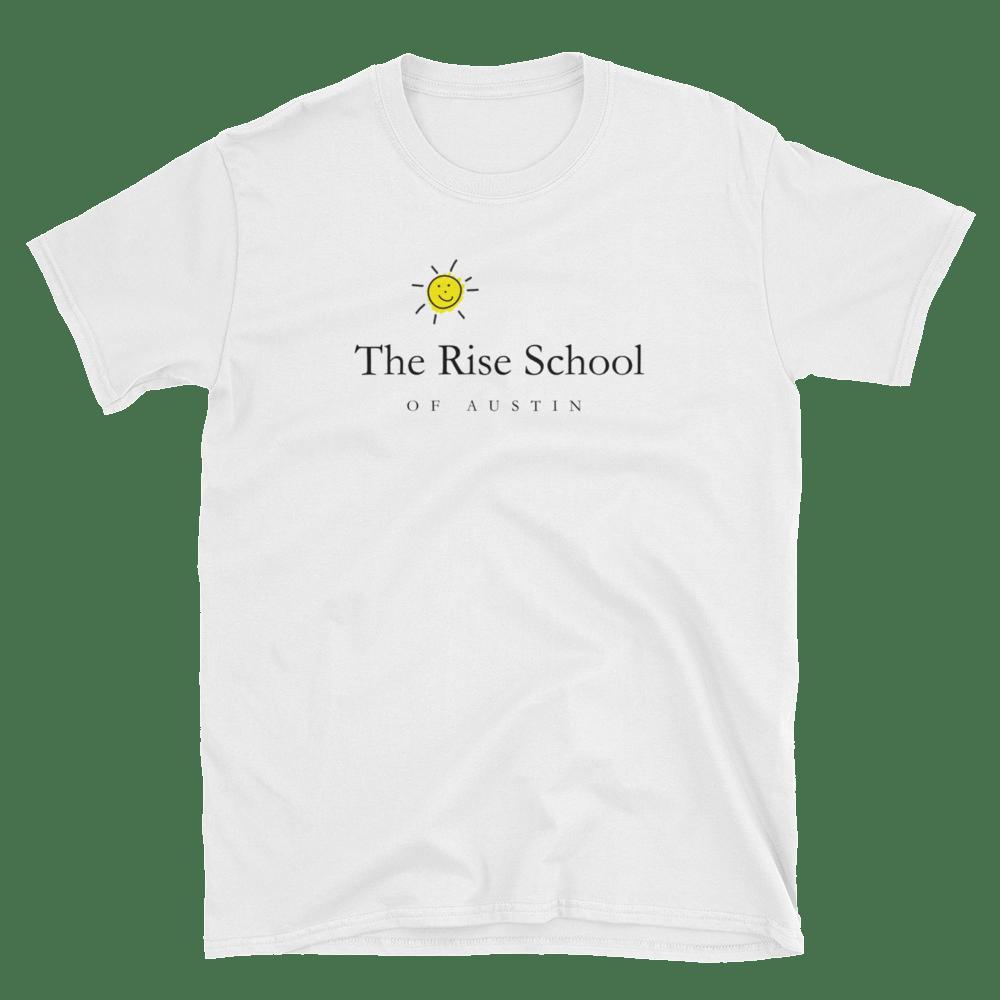 Image of Rise Unisex Softstyle Tee