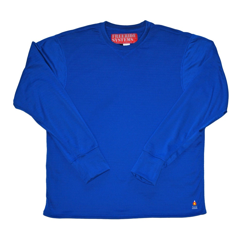 Image of Best Made in USA  Long Sleeve Base Layer Shirt from Polartec Power Dry