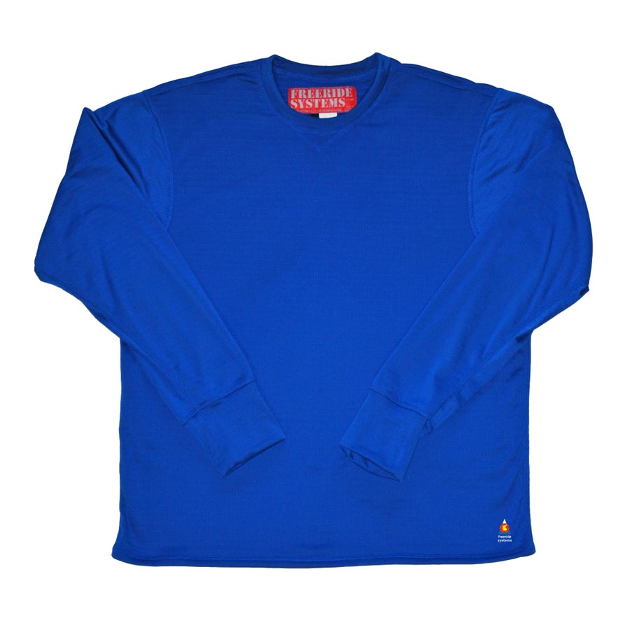 Image of Best Made in USA  Long Sleeve  Shirt from Polartec Power Dry