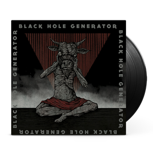 Image of Black Hole Generator - A Requiem for Terra (LP)