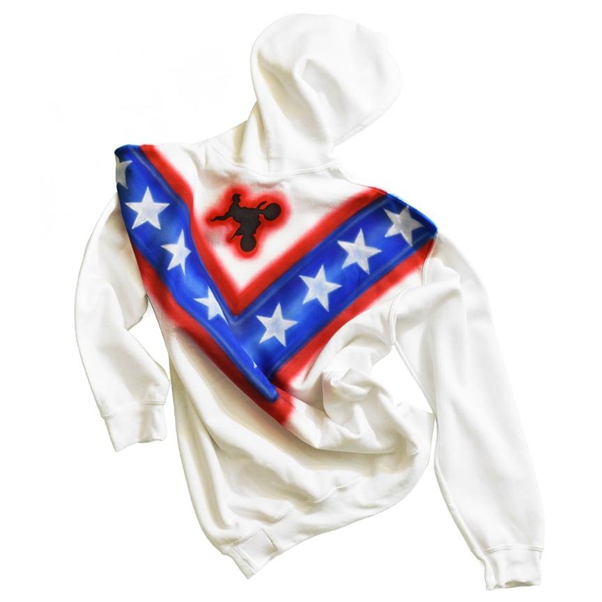 Image of 64 stunts hoodie