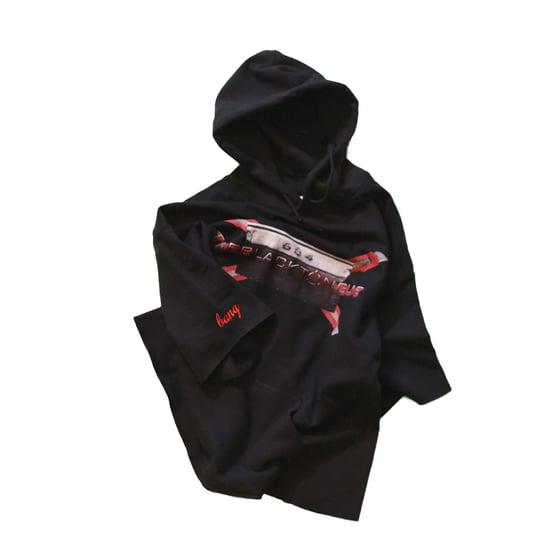 Image of bangers short sleeve hoodie