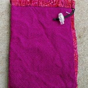 Image of Solid Violet, gaming bag