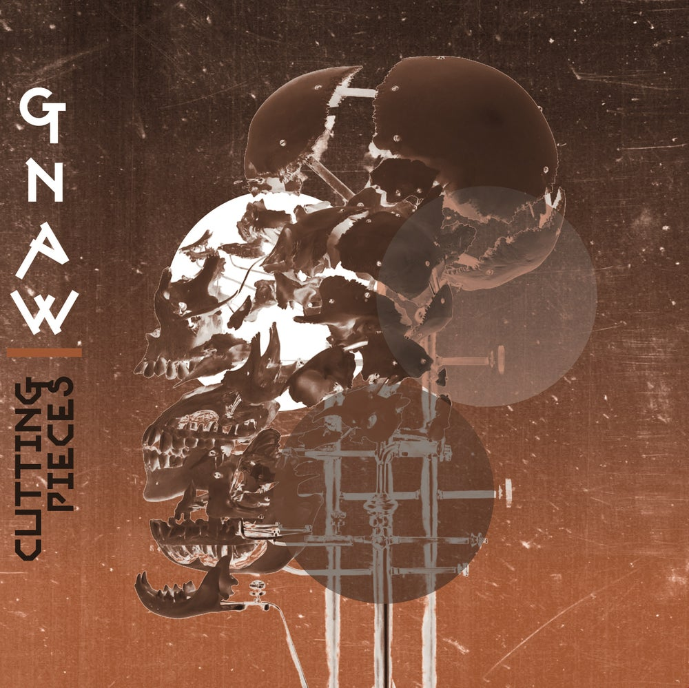 Image of Gnaw - Cutting Pieces CD