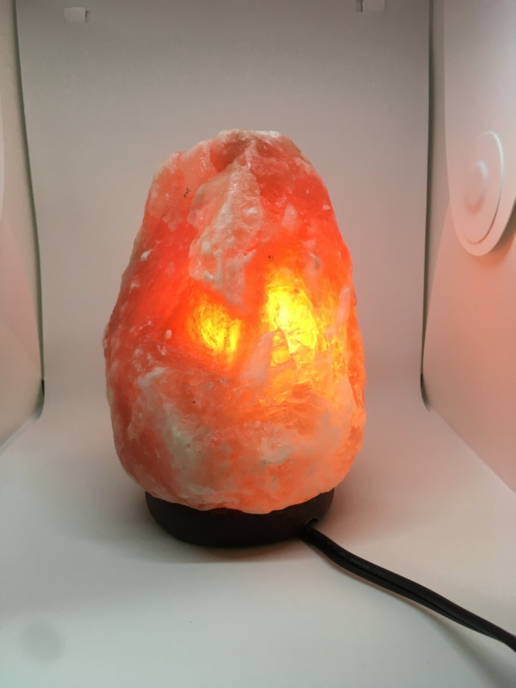 Image of Red Himalayan Salt Lamp