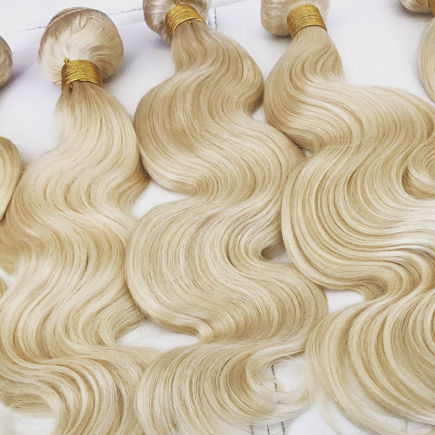 Image of Blonde Strands