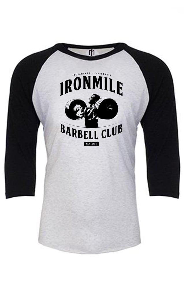 Image of Barbell Club BBall Tee